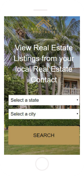 realestatecontacts on iphone